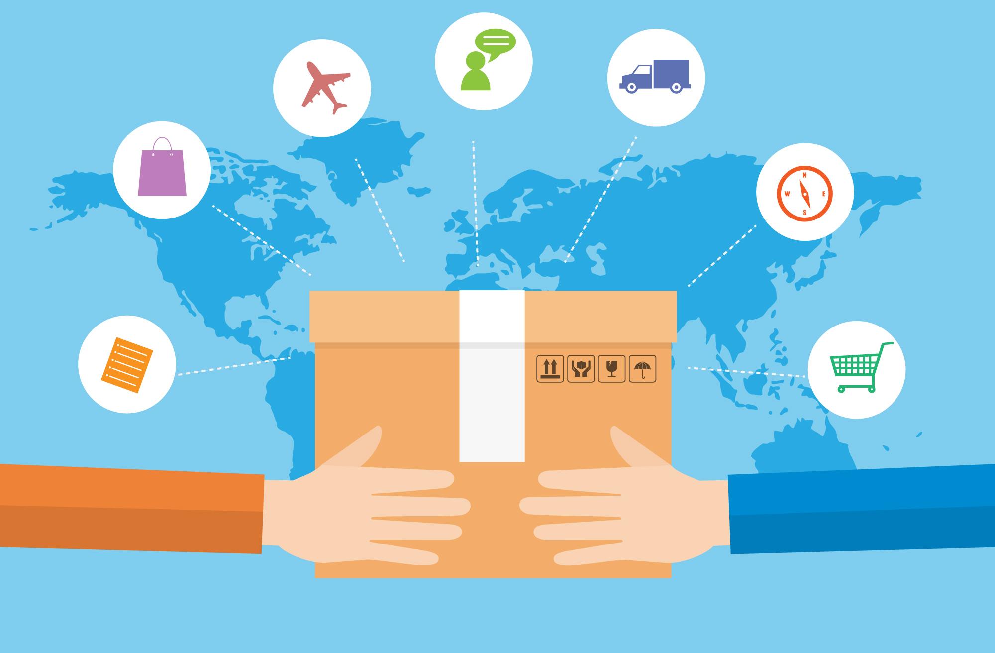 Bling e e-TOTAL: controle e facilidade para a logística