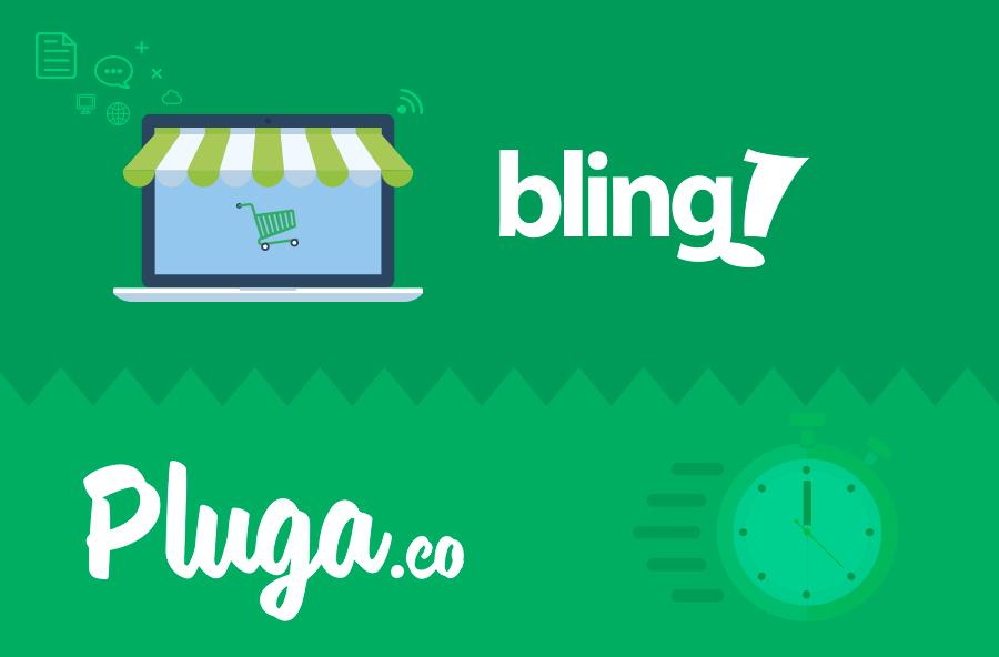 Novidade: Bling lança integração com a Pluga