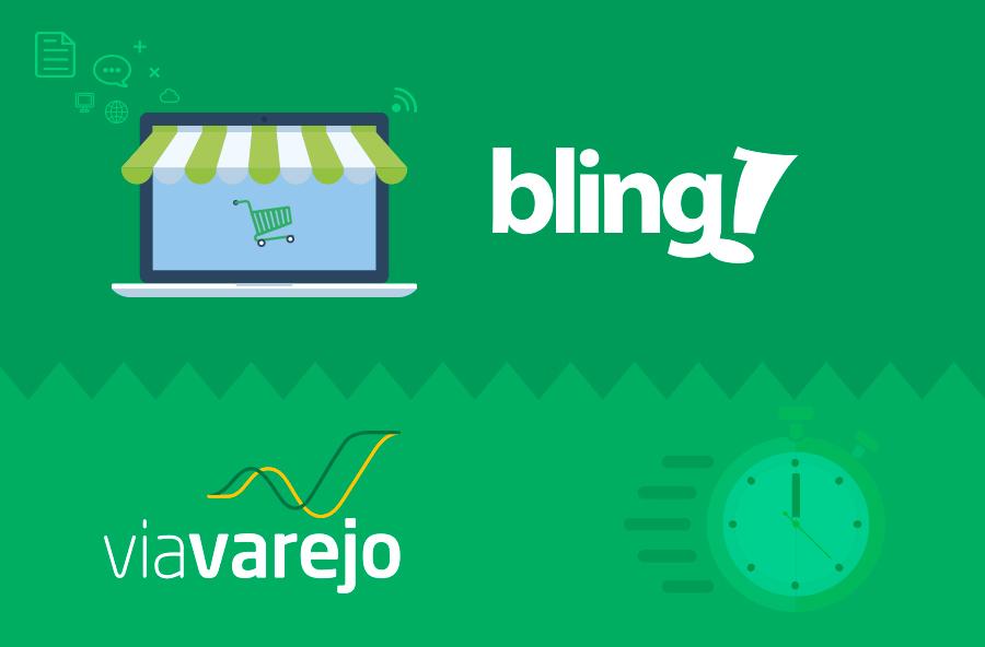 Bling integrado ao marketplace Via Varejo