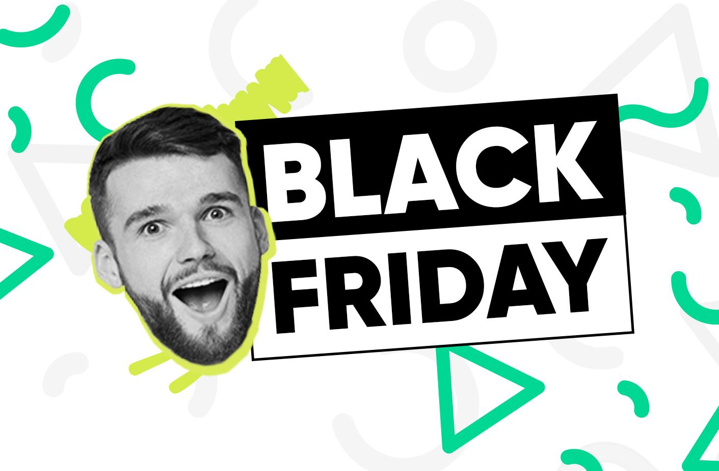 Pacote de benefícios para a Black Friday 2019