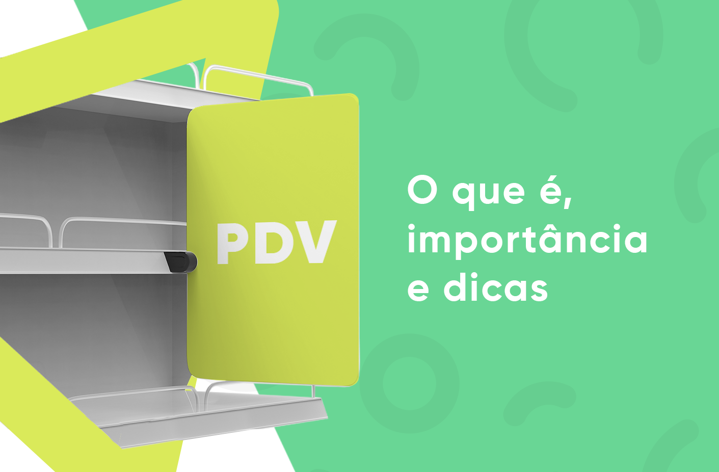 Ponto de venda (PDV): o que é, importância + dicas para melhorar as vendas