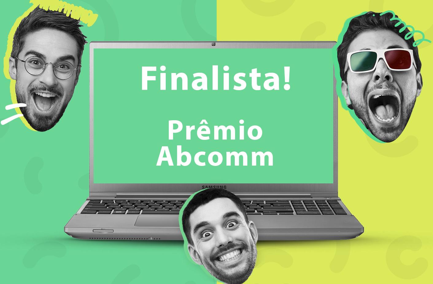BLING É FINALISTA DO PRÊMIO ABCOMM. VOTE!