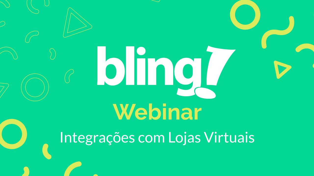 Agenda de webinars: Integrações com lojas virtuais