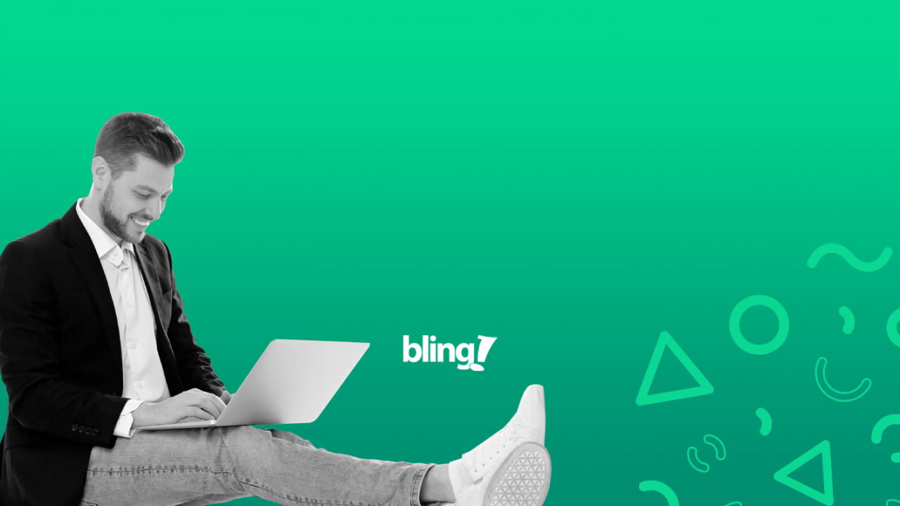 Tecnologia na prática apoiada pelo Bling