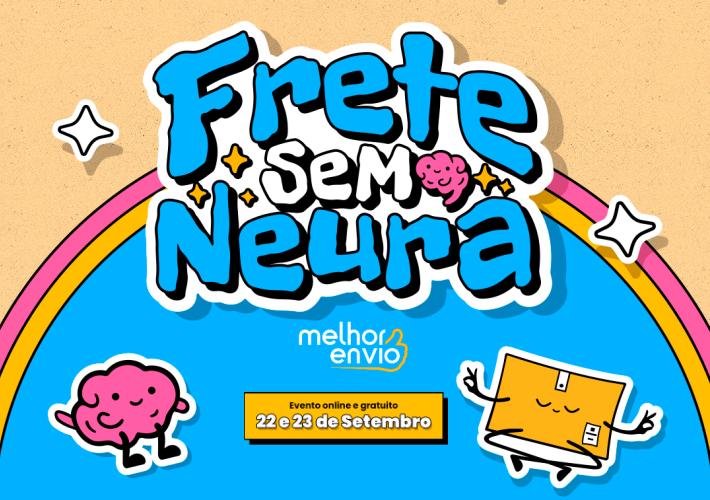 Frete Sem Neura: evento online e gratuito sobre logística para e-commerce